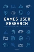 Cover for Games User Research - 9780198794844