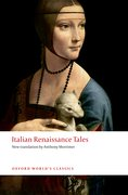 Cover for Italian Renaissance Tales