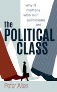 Cover for The Political Class - 9780198795971