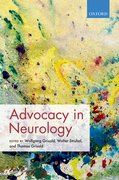 Cover for Advocacy in Neurology - 9780198796039