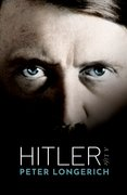 Cover for Hitler - 9780198796091
