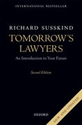 Cover for Tomorrow's Lawyers - 9780198796633