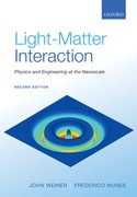 Cover for Light-Matter Interaction - 9780198796671