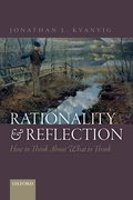 Cover for Rationality and Reflection