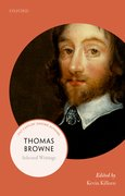 Cover for Thomas Browne