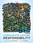 Cover for Corporate Social Responsibility