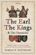 Cover for The Earl, the Kings, and the Chronicler