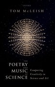 Cover for The Poetry and Music of Science - 9780198797999