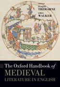Cover for The Oxford Handbook of Medieval Literature in English