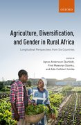 Cover for Agriculture, Diversification, and Gender in Rural Africa