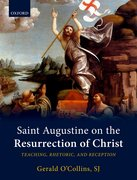 Cover for Saint Augustine on the Resurrection of Christ - 9780198799542