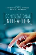 Cover for Computational Interaction - 9780198799610