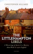 Cover for The Littlehampton Libels - 9780198799658