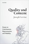 Cover for Quality and Content
