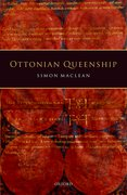 Cover for Ottonian Queenship - 9780198800101