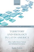 Cover for Territory and Ideology in Latin America