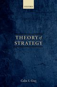 Cover for Theory of Strategy