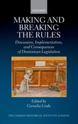Cover for Making and Breaking the Rules