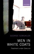 Cover for Men in White Coats - 9780198801047