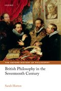 Cover for British Philosophy in the Seventeenth Century