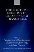Cover for The Political Economy of Clean Energy Transitions