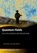 Cover for Quantum Fields - 9780198802877