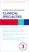Cover for Oxford Assess and Progress: Clinical Specialties