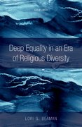 Cover for Deep Equality in an Era of Religious Diversity