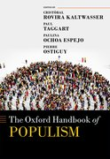 Cover for The Oxford Handbook of Populism