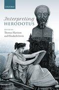 Cover for Interpreting Herodotus