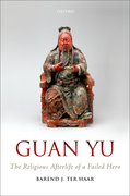 Cover for Guan Yu