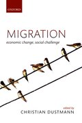 Cover for Migration - 9780198803690