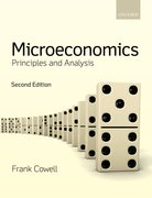 Cover for Microeconomics