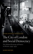 Cover for The City of London and Social Democracy