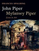 Cover for John Piper, Myfanwy Piper