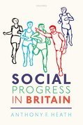 Cover for Social Progress in Britain - 9780198805489