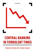 Cover for Central Banking in Turbulent Times