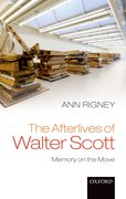 Cover for The Afterlives of Walter Scott