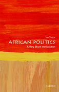 Cover for African Politics: A Very Short Introduction