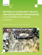 Cover for Setting up Community Health Programmes in Low and Middle Income Settings
