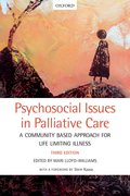 Cover for Psychosocial Issues in Palliative Care