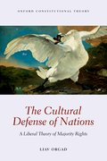 Cover for The Cultural Defense of Nations - 9780198806912