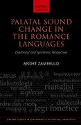 Cover for Palatal Sound Change in the Romance Languages