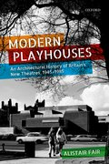 Cover for Modern Playhouses