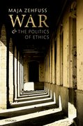 Cover for War and the Politics of Ethics