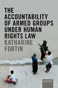 Cover for The Accountability of Armed Groups under Human Rights Law