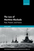 Cover for The Law of Maritime Blockade