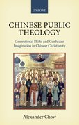 Cover for Chinese Public Theology