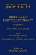 Cover for Writings on Political Economy