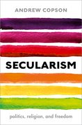 Cover for Secularism - 9780198809135